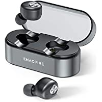 ENACFIRE E18 Plus Bluetooth Wireless Earbuds with Charging Case