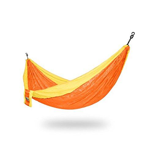 hamac détente - Hamac Voyage Orange