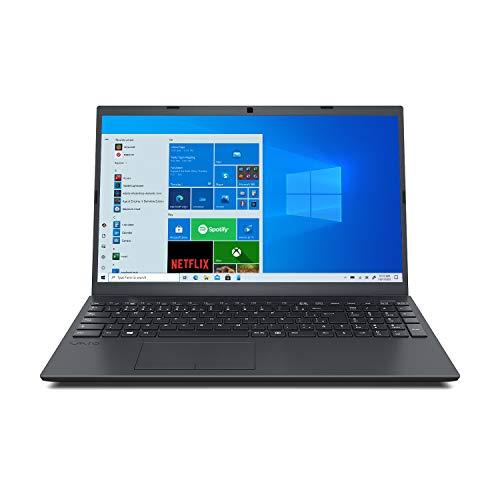 Notebook VAIO FE15 VJFE52F11X-B0111H Intel Core i5 10210U 8GB 1TB 15.6' Full HD Windows 10 Home - Grey (Chumbo Escuro)