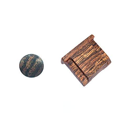 Botón de liberación Suave de Madera Convexa LXH Finger Touch + Wood Cubierta de Zapata Caliente Cap para Fujifilm X-E3,X-PRO2/1,X-T2,X-E2S,X10/20/30,X100T