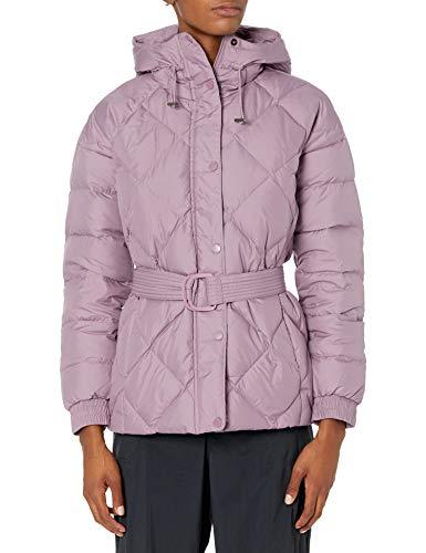 מעיל Icy Heights Belted צבע סגול בהיר ב-105 דולר/347 שקלים