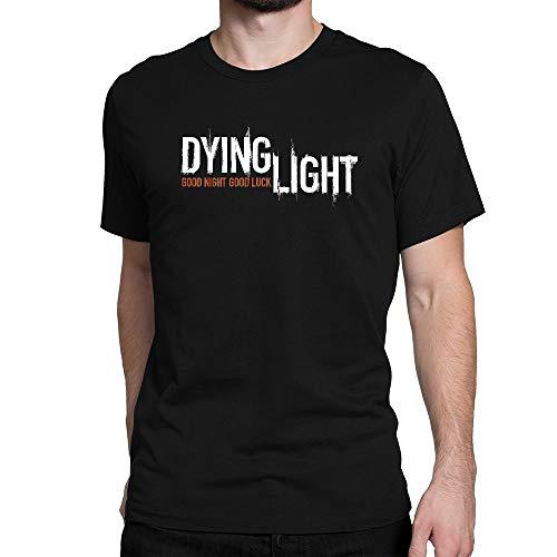 YIHAOWEIYE Herren Classic Dying Light Logo T-Shirt Tee Tops