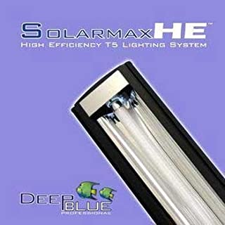Deep Blue Professional ADB42124 Solarmaxhe T5 Strip Light for Aquarium, 24-Inch