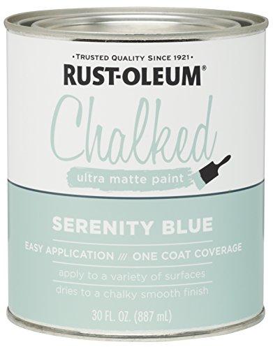 Rust-Oleum Serenity Blue,...
