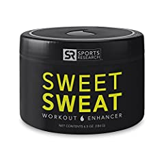 """Targets """"Slow to Respond"""" problem areas Substantially imporves Circulation & Sweating Encourages Thermogenic and Muscle activity during exercise. Works best during cardio, circuit, and high intensity interval training Clean fresh scent will take away..."""