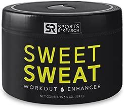 Sweet Sweat 'Workout Enhancer' Gel   6.5oz Jar