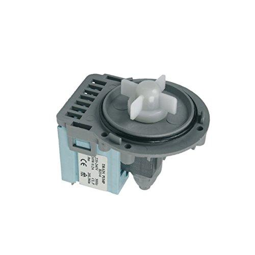 Ablaufpumpe Magnetpumpe Laugenpumpe Pumpe Pumpenmotor Entleerungspumpe Magnettechnikpumpe Wasserpumpe Waschmaschinenpumpe Schmutzwasserpumpe Solopumpe Magnet Universal 30W Waschmaschine B20-6
