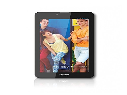 Wolder 599371031–Tablet Alabama con Quad Core, 1GB, 8GB, 7†