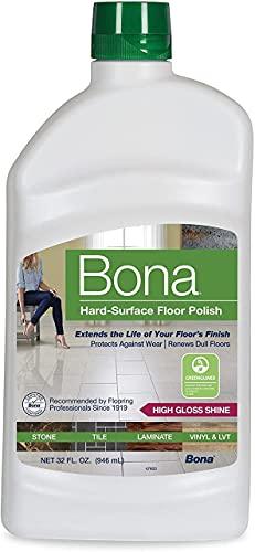 Bona Stone Tile & Laminate Floor Polish, 32 oz