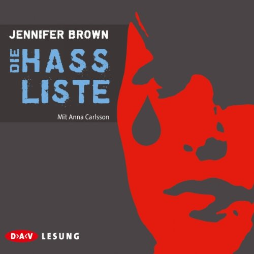 Die Hassliste audiobook cover art