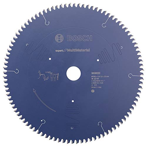 Preisvergleich Produktbild Bosch Kreissägeblatt Expert for Multi Material 305 x 30 x 2, 4 mm 96