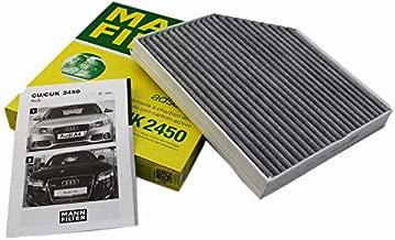 MANN CUK 2450 Cabin Air Filter
