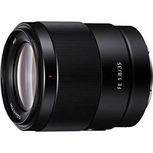 ソニー デジタル一眼カメラα[Eマウント]用レンズSEL35F18F(FE 35mm F1.8) フルサイズ