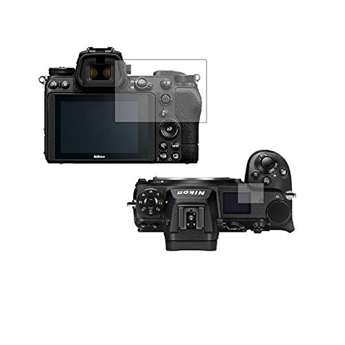 【2枚セット】Nikon Z 7II 用 液晶保護フィルム 清潔で目に優しいアンチグレア・ブルーライトカットタイプ