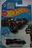 Hot Wheels Justice League Batmobile 66/250 Exclusive by Tiny Toes