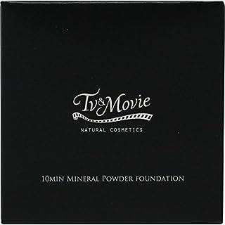 【TV&Movie(Tv&Movie)】【リフィル】10min ミネラルパウダーファンデ・11g_SPF40 PA+++ (オークル102 普通の肌色)