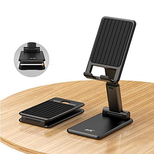 Soporte para Tableta De Teléfono Móvil Marco De Soporte De Escritorio Universal Universal Transmisión En El Hogar iPad Plegable Telescópico Elevación Portátil Multifuncional