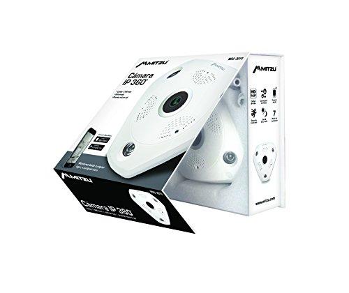 cámara 360º fabricante Mitzu