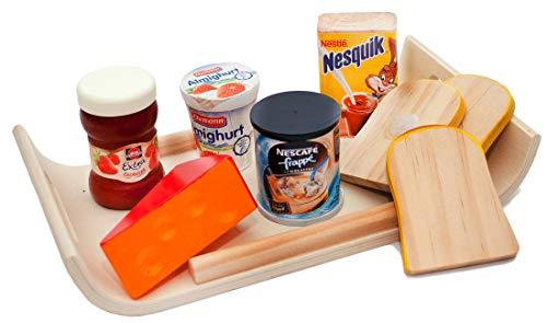 Christian Tanner 8290 921.7 - Modern ontbijtdienblad met accessoires