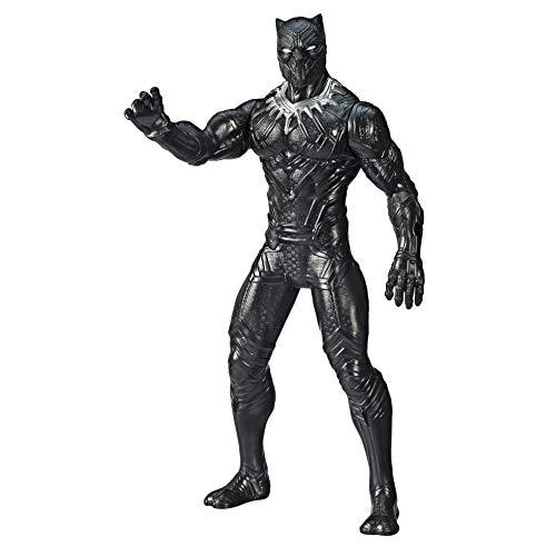 Boneco Marvel Olympus Pantera Negra - E5581 - Hasbro