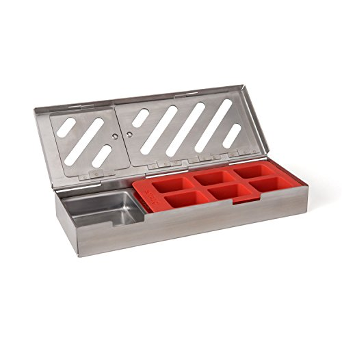 Buy Taylor Precision Products 849GW Durable Grill Smoker Box (3 Piece)