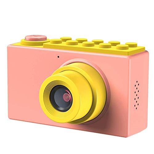 WQYRLJ kindercamera, waterdicht, Full HD 1080P digitale camera met LCD-display, 2 inch, voor verjaardagscadeaus voor kinderen