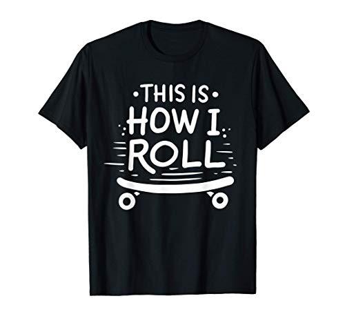 Longboard Longboarding Longboarder T-Shirt