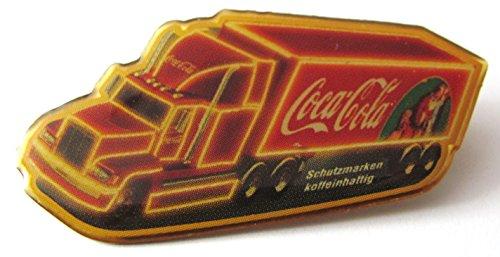 Coca-Cola - Weihnachts Truck 1999 - Pin 50 x 40 mm