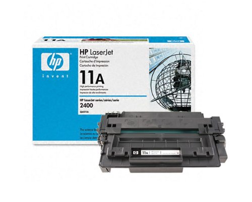 HP Pieza # Q6511A Cartucho de tóner OEM – 6.000 páginas (HP 11A)