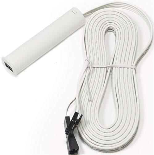 LED IR Sensor / interruptor de contacto de puerta Blanco 24V Max 48W L&S