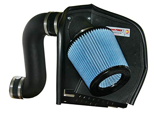 aFe Power Magnum FORCE 54-10412 Dodge Diesel Trucks 03-07 L6-5.9L (td) Performance Intake System (Oiled, 5-Layer Filter)