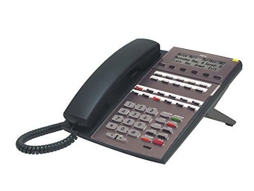 NEC 1090020 DSX 22-Button Display Telephone - Black (Renewed)