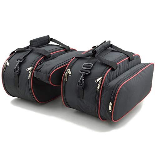 Motorradkoffer-Innentaschen passend zu Gepäck, Seitenkoffern Ducati Multistrada 1260, 1200 und 950 ab 2015 - Nr. 11