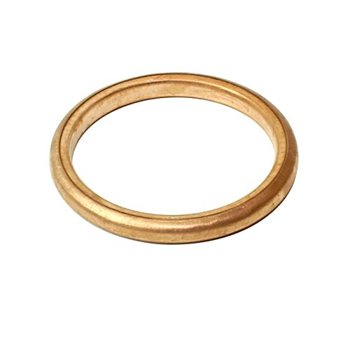 Caltric Exhaust Pipe Gasket Compatible With Honda Crf230F 2003-2009...