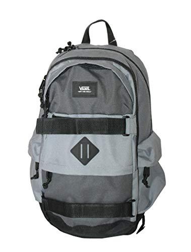Vans Planned Pack 3 Laptop Backpack School Bag (grey/dark grey)