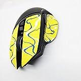Mouse Anti Slip Grip Tape for Razer Basilisk Ultimate Wireless,Mamba Wireled,Deathadder Elite,Deathadder V2,Viper Mini,Lancehead Tournament Edition,Wired (Deathadder V2)
