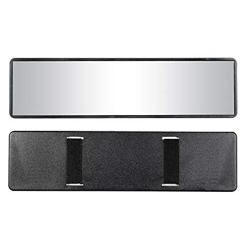 Espejos retrovisores del automóvil, clip interior universal del automóvil en el espejo retrovisor panorámico Espejo retrovisor gran angular para automóviles SUV Camiones