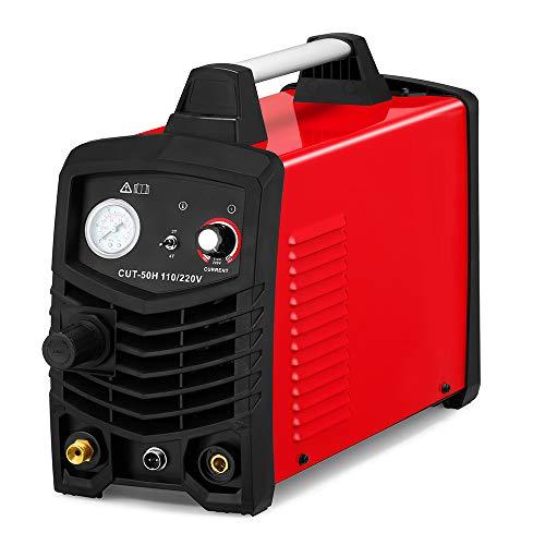 Plasma Cutter CUT50 Dual Voltage 110V 220V 50A Air Inverter Cutting Machine Portable Plasma Cutter High Frequency