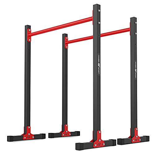Marbo Sport Dipstation Dip Stand Estación Dipper Chin Up MH-D211