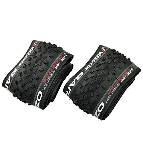Vittoria Barzo G2.0 29 x 2.6 pulgadas TNT XC Trail Caring Fold TLR Neumático, 2 Neumáticos, VT2223