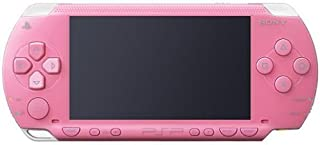 Sony PSP Playstation Portable Core System with 2 Batteries - Pink (Renewed)