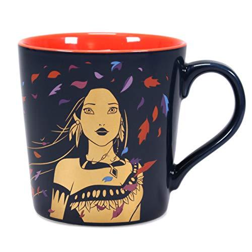 Half Moon Bay Taza Tapered de Disney Classic - Pocahontas (Colores del...