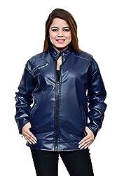 Blue Women Jacket