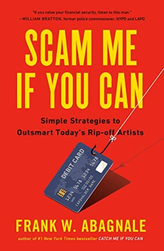Scam Me If You Can Simple Strategies to Outsmart Today s Rip off Artists product image
