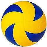 SQHGFFF Voleibol de Playa, Pelota de Voleibol Suave, Voleibol de Competencia Voleibol para Interiores al Aire Libre Niños Oficiales de Adultos Playa de Adultos Jugando
