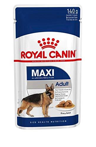 Royal Canine Adult Maxi Pouch Caja 10X140Gr 1400 g
