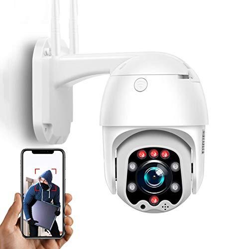 AINSS Outdoor 4G/3G SIM IP Kamera,1080P HD CCTV PTZ Überwachungskamera Aussen,Alarm,Nachtsicht 30M,Zwei-Wege-Stimme,Kompatibel mit IOS/Android,Bewegungserkennung,IP66 wasserdichte (4G Kamera)