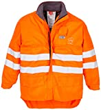 Veste de Protection Contre Les coupures - Orange - Taille M