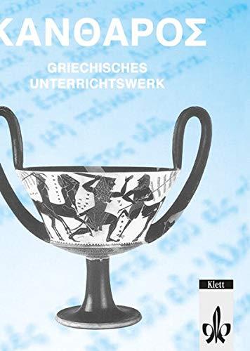 Kantharos, Lesebuch und Arbeitsbuch, m. Beiheft
