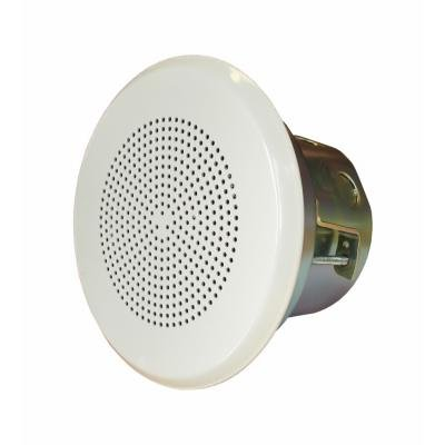 mid34–DNH ves561t 12,7cm 6W bs5839Bajonett Fast Fit Metall Deckenlautsprecher Stahl Firedome Keramik Terminal Block thermischen Sicherung